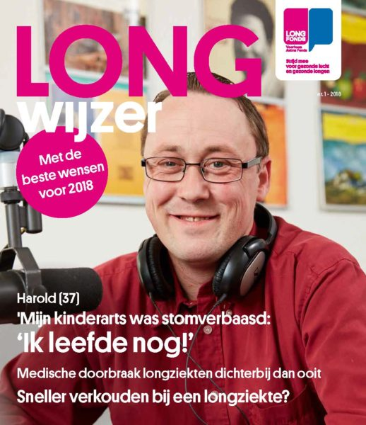 Cover LONGWIJZER